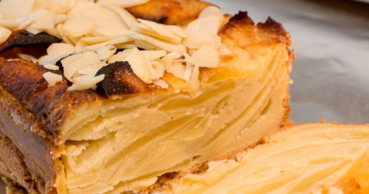 Skinny Apple Cake