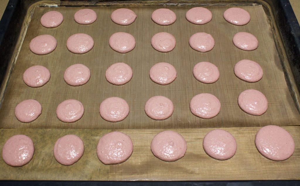 Raspberry Macarons (17 of 26)