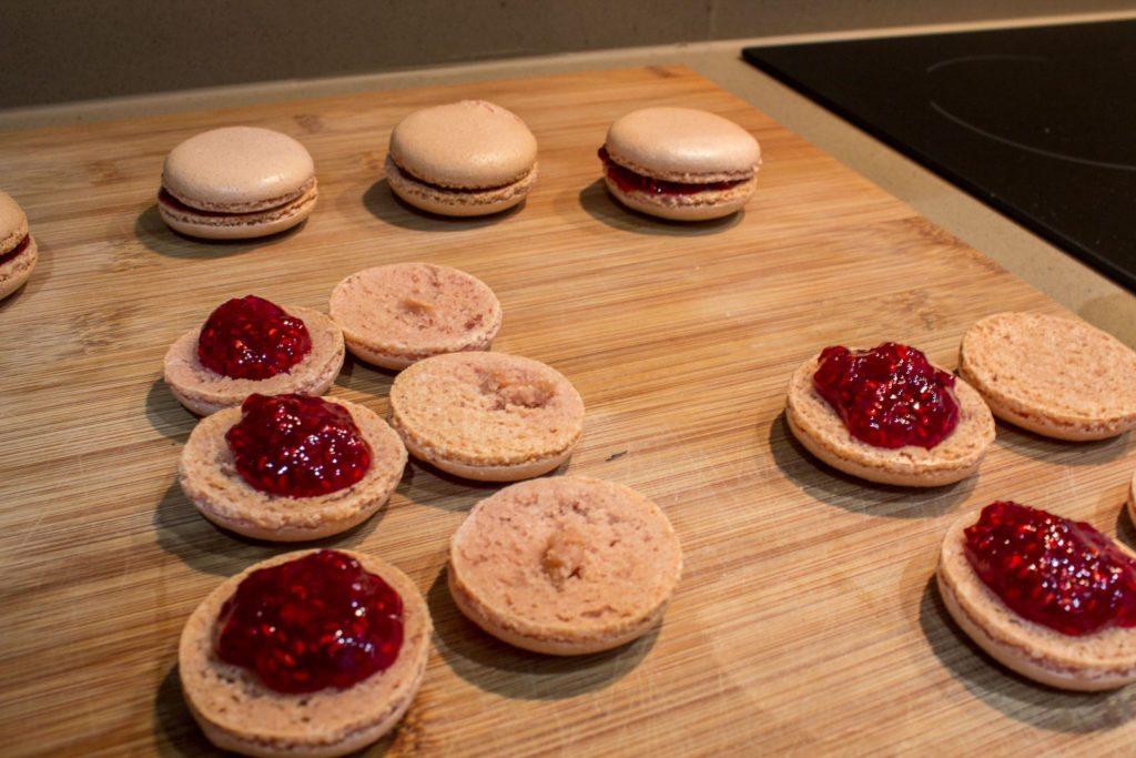 Raspberry Macarons (23 of 26)