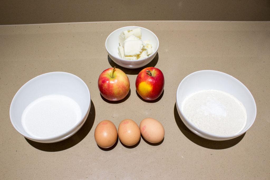Caramelised Apple Cake (1 of 23)