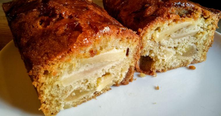 Caramelised Apple Cake