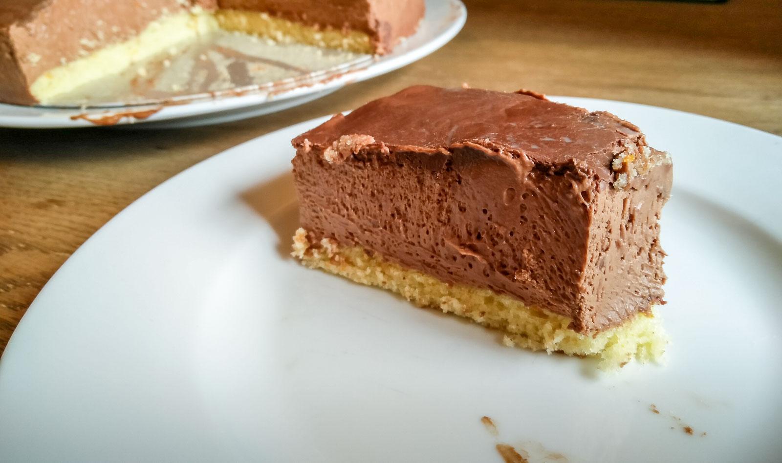 Orange Chocolate Mousse Cake (25 of 25)