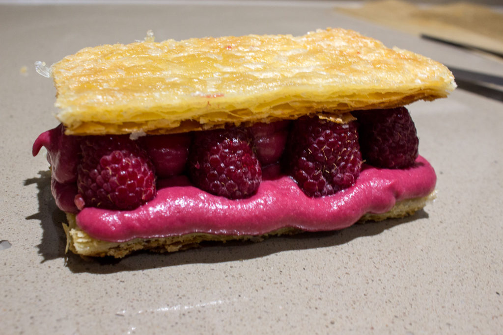 Raspberry Millefeuille (25 of 29)
