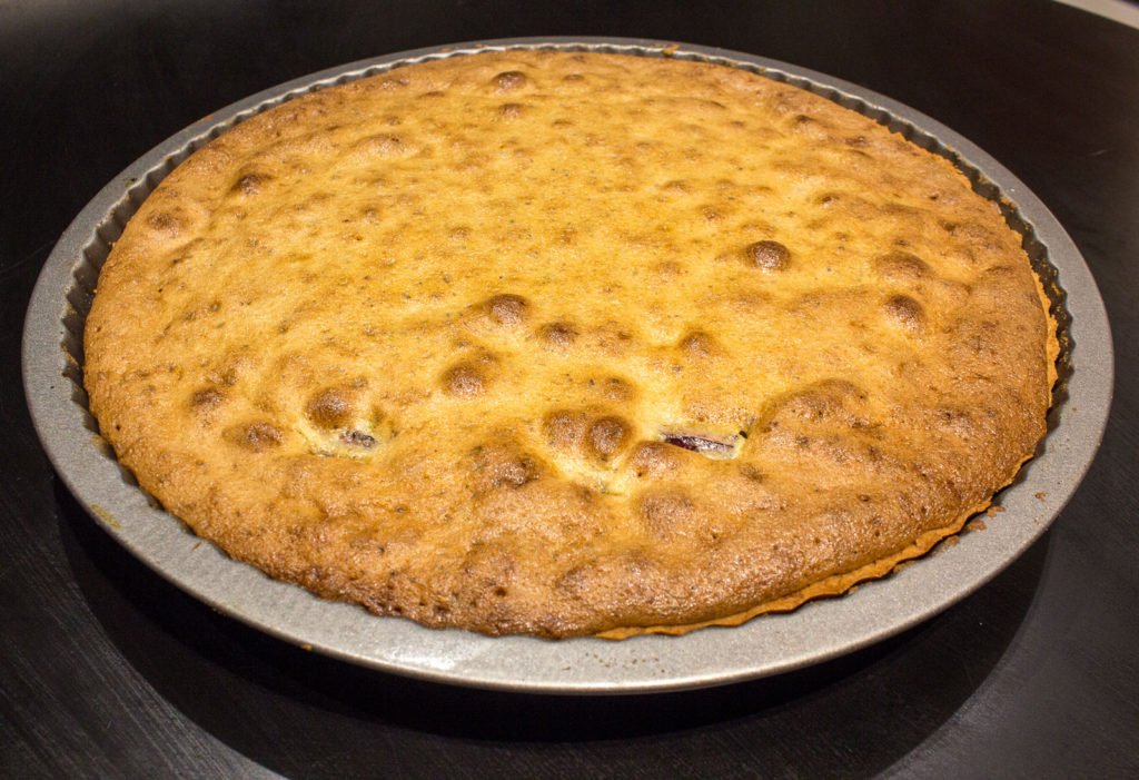 Cherry Pistachio Tart (11 of 12)