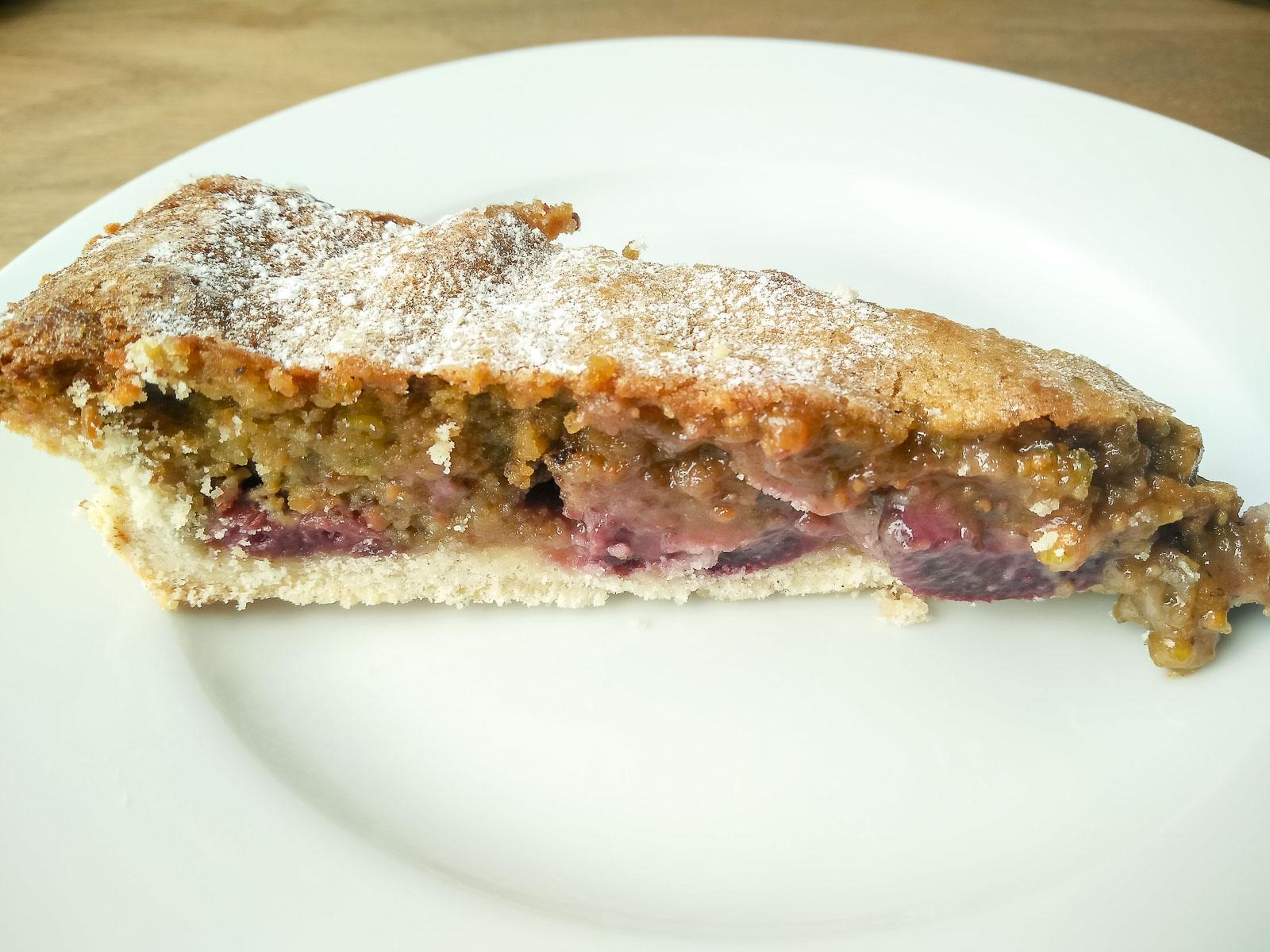 Cherry Pistachio Tart (12 of 12)