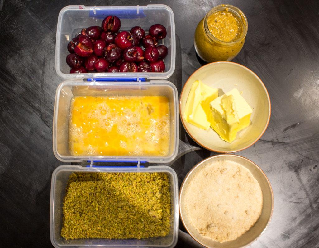 Cherry Pistachio Tart (2 of 12)