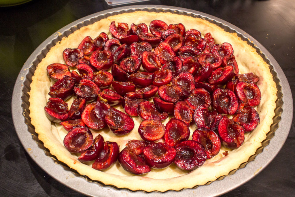 Cherry Pistachio Tart (9 of 12)