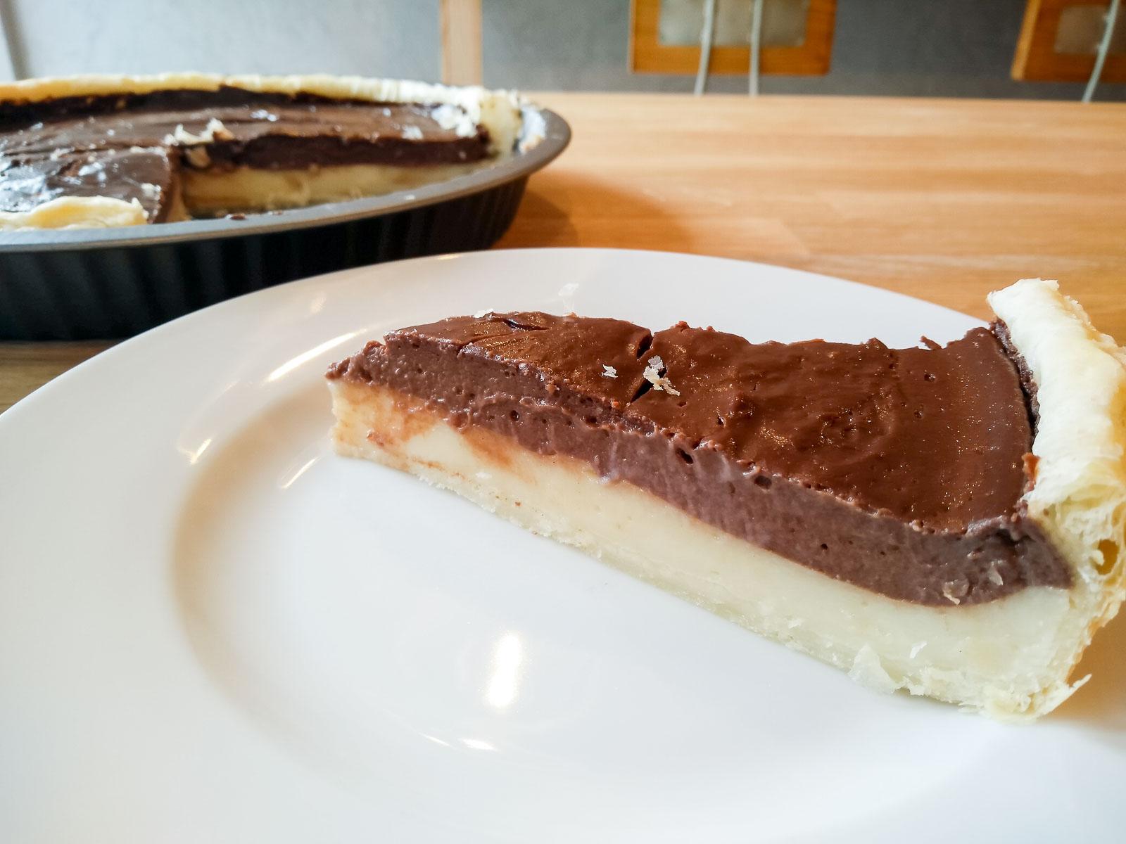 Vanilla Chocolate Flan Patissier (16 of 18)