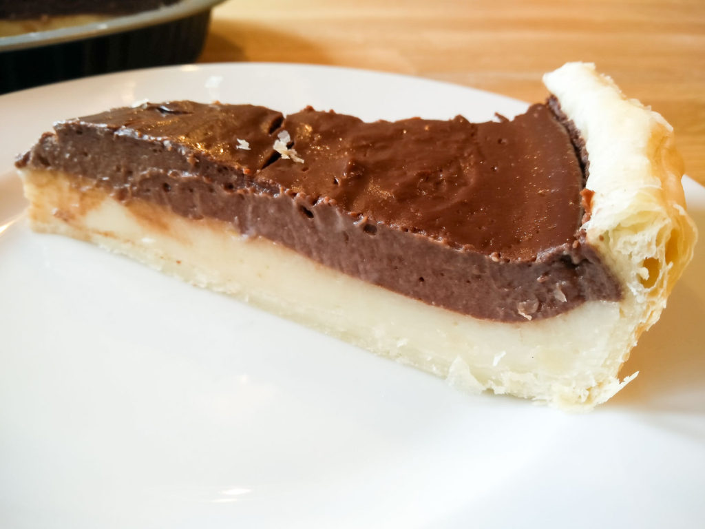 Vanilla Chocolate Flan Patissier (18 of 18)