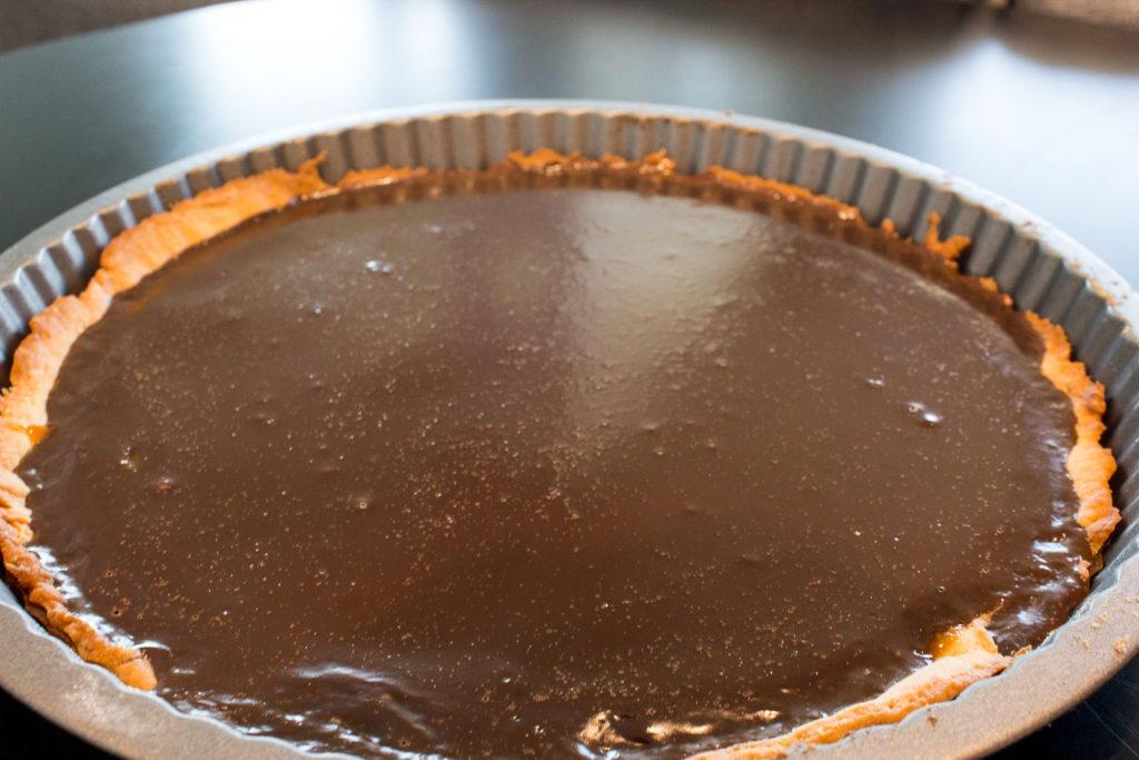 Salted Caramel Chocolate Tart (21 of 22)